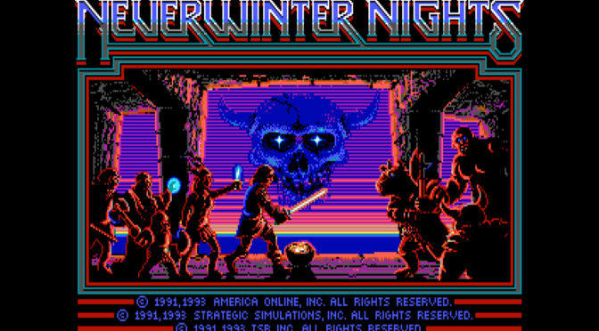 How to run aol's nwn on windows 10 using neverwinter nights offline and ssi unlimited adventures